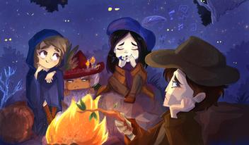 Campfire Serenade