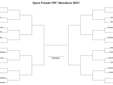 NPC Showdown 2021!