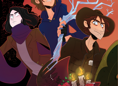 CANCELLED: Quest Friends is Making a Comic!