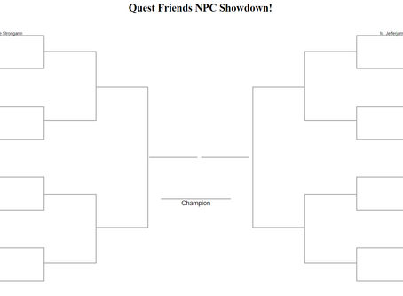 NPC Showdown!