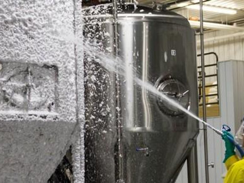 Diversey Foam Cleaning Equipment
