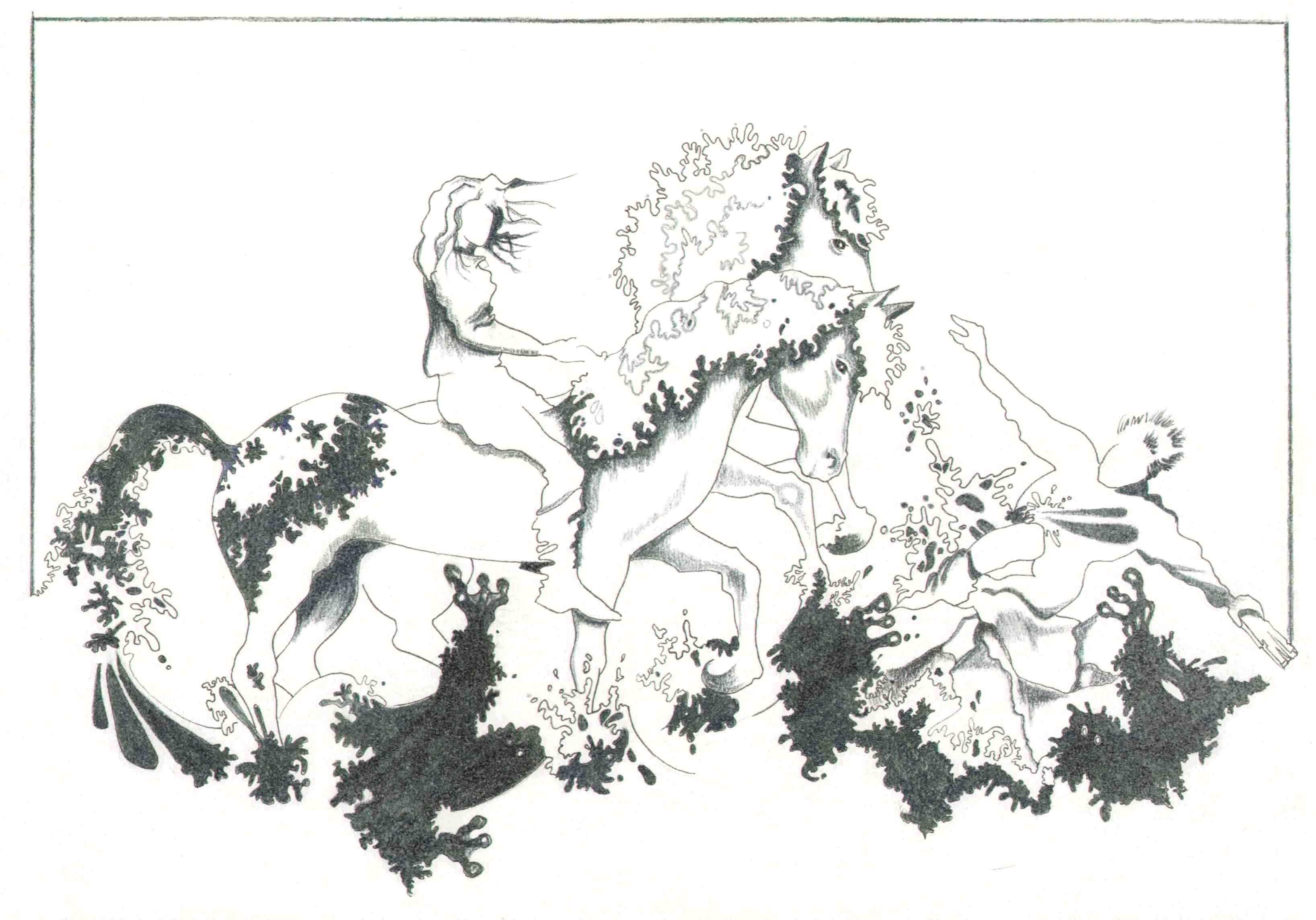 The kelpies