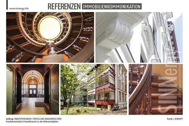 Referenzen Immobilienkommunikation