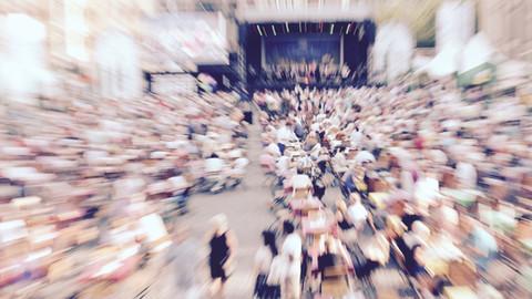 Größter musikalischer Frühschoppen in Leipzigs guter Stube
