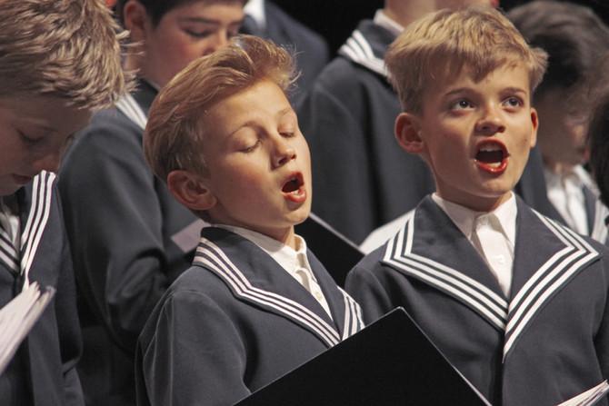 Thomanerchor eröffnet Chorjahr 2017/18 mit Motette in der Nikolaikirche