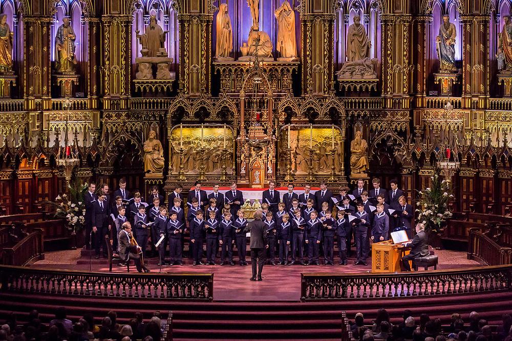 Thomanerchor Montreal, co Antoine Saito