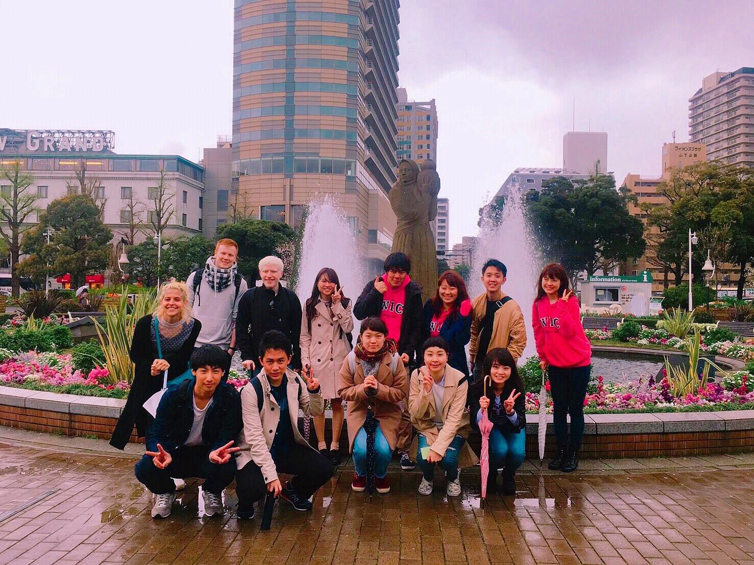 横浜ツアー