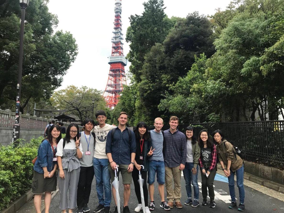 東京ツアー