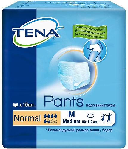 Подгузники-трусы ТЕНА Пантс Нормал Medium 10 шт.