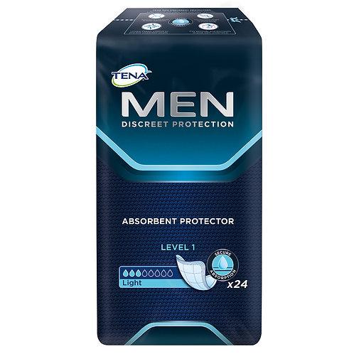 Урологические прокладки ТЕНА Men 1 Уровень 24 шт.