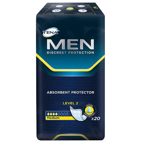 Урологические прокладки ТЕНА Men 2 Уровень 20 шт.