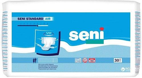 Подгузники для взрослых SENI Standard Air Extra Small (0) 30 шт. (40-60 см.)