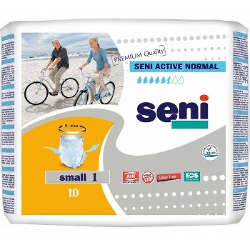 Подгузники-трусы SENI Active Normal Small 10 шт.