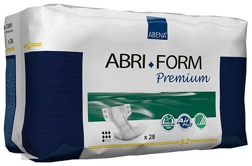 Подгузники для взрослых ABENA Abri-Form S2 Premium 28 шт. (60-85 см.)