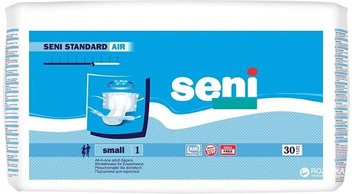 Подгузники для взрослых SENI Standard Air Small (1) 30 шт. (55-80 см.)
