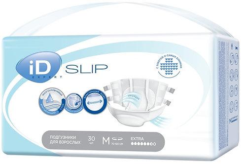 Подгузники для взрослых iD Slip Expert Medium 30 шт. (70-120 см.)