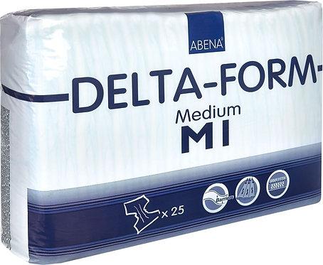 Подгузники для взрослых ABENA Delta-Form M1 25 шт. (70-110 см.)
