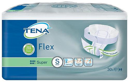 Поясные подгузники ТЕНА Флекс Супер Small 30 шт.