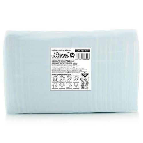 Подгузники для взрослых Meed Мedium 30 шт. (80-120 см.)