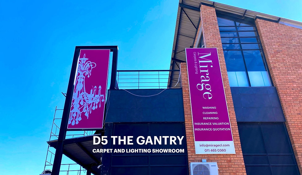 D5 The Gantry