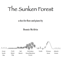 The Sunken Forest, for flute and piano $24.99