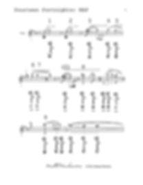 Fortnight Map: Learn multiphonic fingerings