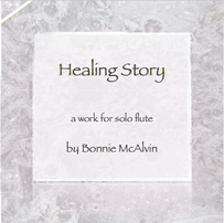 Healing Story, for solo flute $14.99