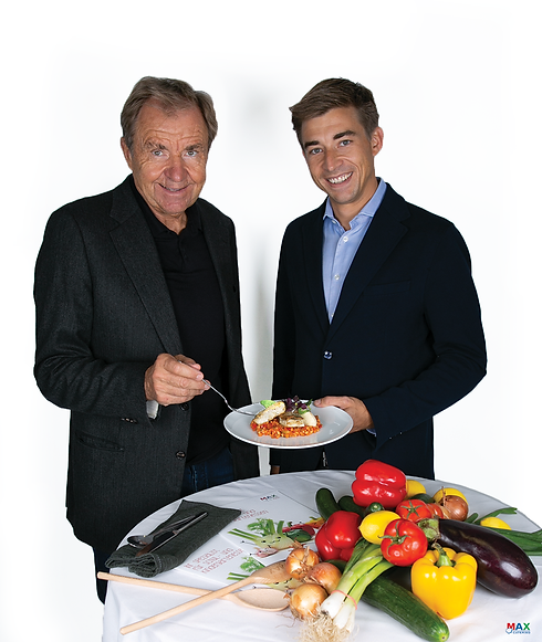 MAX Catering_Max und Markus Lahmer_white
