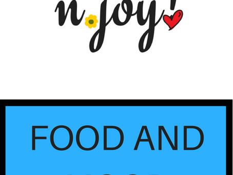 Food And Mood Journal