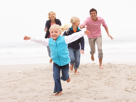 7 Easy Ideas That Make Family Exercise Fun!