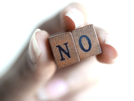 How To Say No Without Sounding Nasty