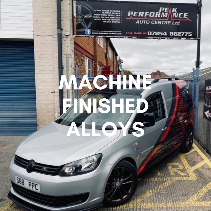 MACHINE FINISHED ALLOYS