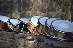 Custom Snare Drums