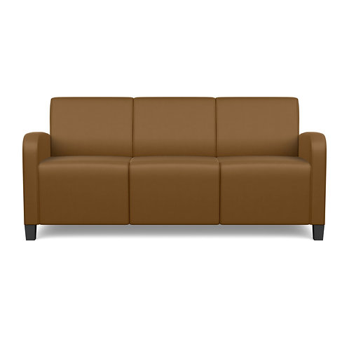 Composium Curve Sofa Integrated Valance Lounge Seating