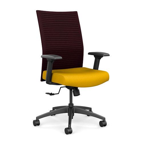 SitOnIt Sona Highback Knit Mesh Task Chair