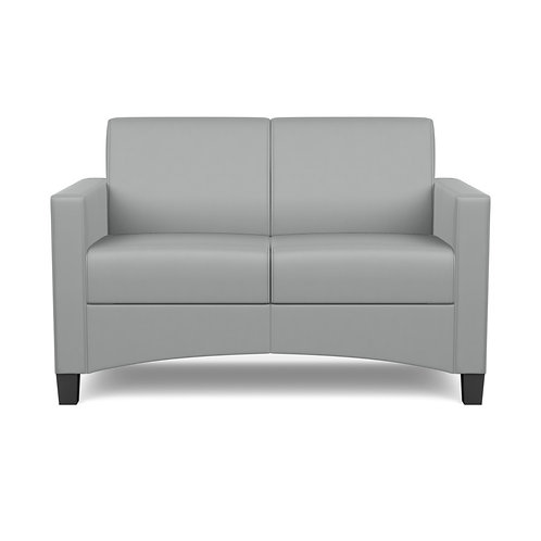 Composium Sharp Settee Arched Valance Lounge Seating