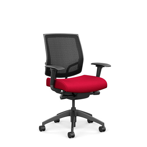 SitOnIt Focus Midback Mesh Task Chair