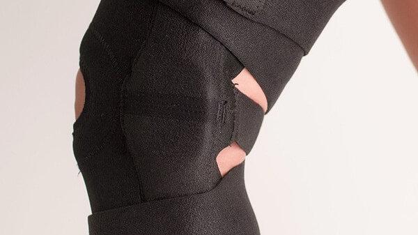 The Rogue Wrap Universal Hinged Knee Brace
