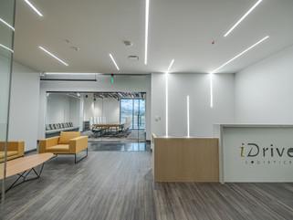 Entrance reception area furniture