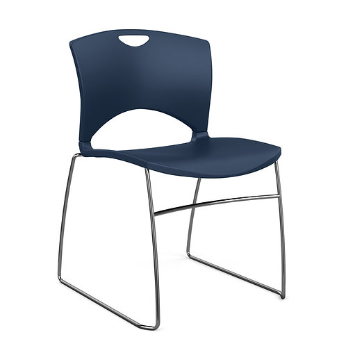 SitOnIt OnCall  Plastic Seat & Back Guest Chair