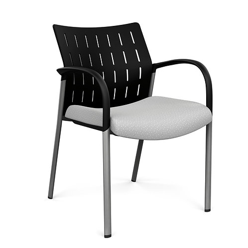 SitOnIt Achieve Fixed Arm Guest Chair