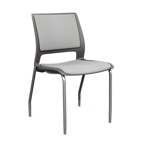SitOnIt Lumin Fully Upholstered Guest Chair