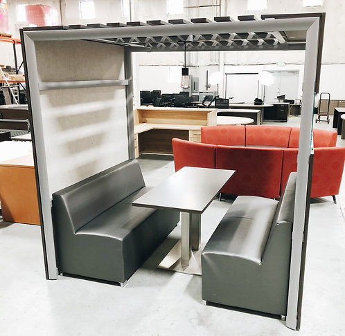 Used Meeting Booth
