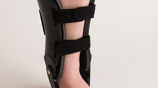 The Raptor Foot and Ankle Stabilizer