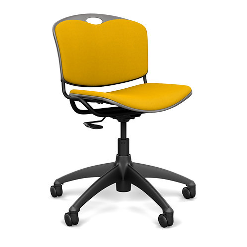 SitOnIt Anytime Fully Upholstered Light Task Chair