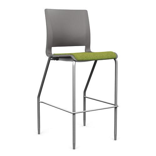 SitOnIt Rio Upholstered Seat Counter/Bar Stool