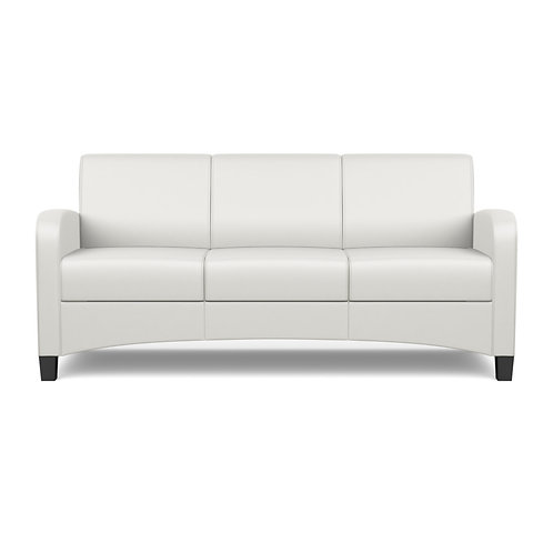 Composium Curve Sofa Arched Valance Lounge Seating