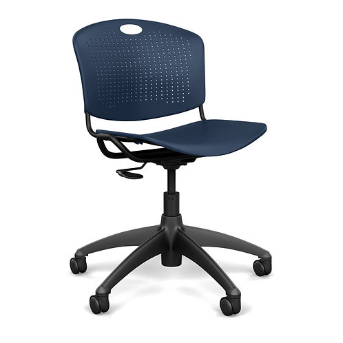 SitOnIt Anytime Plastic Seat & Back Light Task Chair