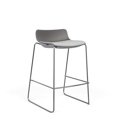 SitOnIt Baja Upholstered Seat Bar/Counter Stool