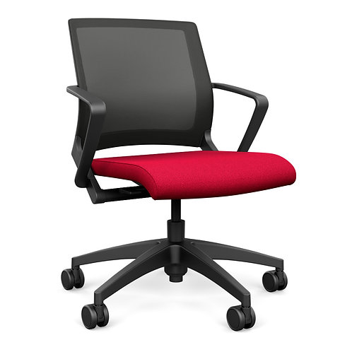 SitOnIt Movi MidBack Light Task Chair